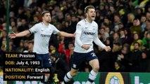 Preston North End   Player Profile   Tom Barkhuizen