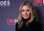 Kelly Ripa Showed Off Her Gray Roots While Self Isolating at Home