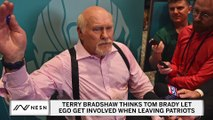 Terry Bradshaw Says Tom Brady Let Ego Get Involved When Leaving Patriots