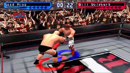WWF Smackdown! 2 - Bill GoldBerg season #18