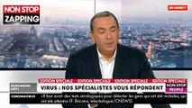 """""""Morandini Live"""" : un invité craque en direct en découvrant les morts du coronavirus (Vidéo)"""