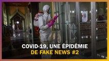Covid-19, une épidémie de fake news #2