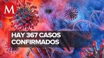 Sube a 4 la cifra de muertos por coronavirus en México