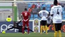 الشوط الثاني مباراة الكوديفوار و انغولا 2-2 كاس افريقيا 2012