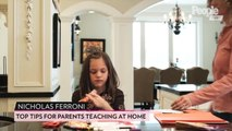 Educator Says Parents Teaching Kids at Home Should Become 'Learners' Themselves