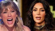 Kim Kardashian Slams Taylor Swift - Todrick Hall & Khloe Kardashian React