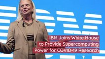 IBM Helps The White House
