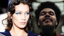 Bella Hadid Reacts To The Weeknd Album 'After Hours'
