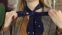 Pussy Bow Neckties Inspired By Influential Women
