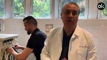 Envío de respiradores a hospitales de Cataluña