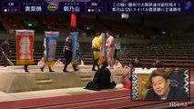 Takakeisho vs Asanoyama - Haru 2020, Makuuchi - Day 15