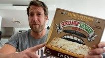 Barstool Frozen Pizza Review - Screamin' Sicilian Pizza