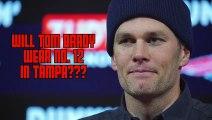 Bucs Selling Tom Brady No. 12 Jerseys