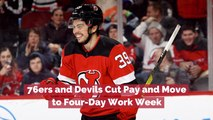 76ers And Devils Cut Pay