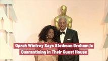 Stedman Graham Is Quarantining
