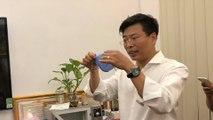 Làm thế nào để khử khuẩn khẩu trang bằng lò vi sóng