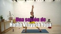 Sesión de Hatha Vinyasa Yoga