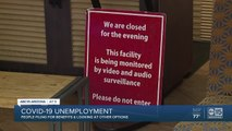 Many Arizonans unemployed due to coronavirus pandemic