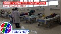 Nhiều công nhân nhập viện sau bữa ăn trưa tại Đồng Nai
