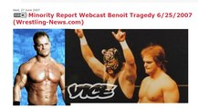 Reaction to  WWE Chris Benoit Passing from WWE Fans