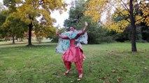 Easy Bhangra Dance Tutorial in PUNJABI -- FAST JHOOMER -- Popular Advanced Bhangra Step