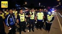 ◤行动管制14天◢ 不一样的警察日 继续站岗 保家卫国
