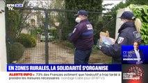 Coronavirus: en zones rurales, la solidarité s'organise