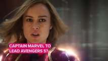 Reports are flying that Brie Larson will be the next Avengers leader