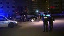 Seyir halindeki otomobile pompalı tüfekle ateş açıldı: 1 yaralı