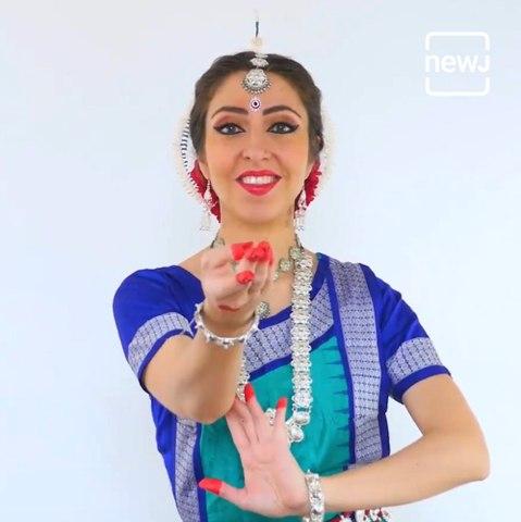 Odissi Dancer Mahina Khanum Spreads Coronavirus Awareness Through Her Dance
