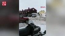 Rusya'da 7.5 büyüklüğünde deprem Tsunami uyarısı yapıldı