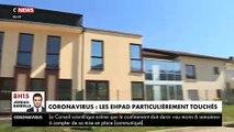 Situation dramatique dans de nombreux EHPAD en France où l'on s'attend à une hécatombe dans les prochaines jours