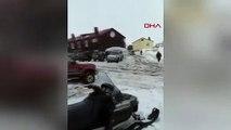 Rusya'da 7.5 büyüklüğünde deprem Tsnunami uyarısı yapıldı
