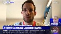 """Report des JO: pour Renaud Lavillénie, """"il y a réellement un soulagement"""""""