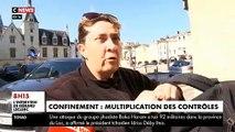 VIRUS - A Libourne, les infractions se multiplient avec de nombreuses personnes qui refusent de respecter le confinement
