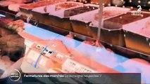 VIRUS - Rencontre avec des commerçants qui refusent de fermer leurs étals sur les marchés malgré les ordres du gouvernements