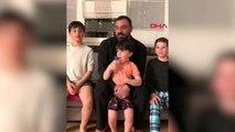 SPOR Bakan Yardımcısı Hamza Yerlikaya Evde kal, sporla kal
