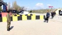 Ankara'da acemi erlerin sevkinde üst düzey koronavirüs önlemi