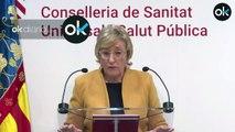 """La consejera valenciana de Sanidad se disculpa tras decir que """"los sanitarios se han contagiado por hacer viajes"""""""