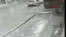 ADIYAMAN Motosiklet hırsızı, güvenlik kamerası görüntülerinden yakalandı