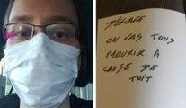 Coronavirus: une infirmière wanzoise insultée par un de ses voisins