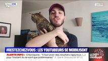 #RestezChezVous: les youtubeurs se mobilisent contre le coronavirus