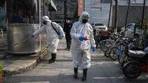 Trung Quốc: TP Vũ Hán khử khuẩn, chuẩn bị dỡ phong tỏa
