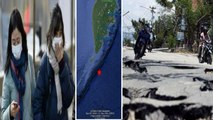 7.5 Magnitude Earthquake Triggers Tsunami Warning | What's Happening To Earth