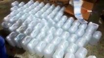 Şanlıurfa'da sahte hijyen ürünleri üretenlere operasyon: 4 gözaltı