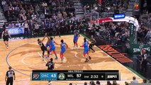 NBA : Le best of de la saison de Giannis Antetokounmpo