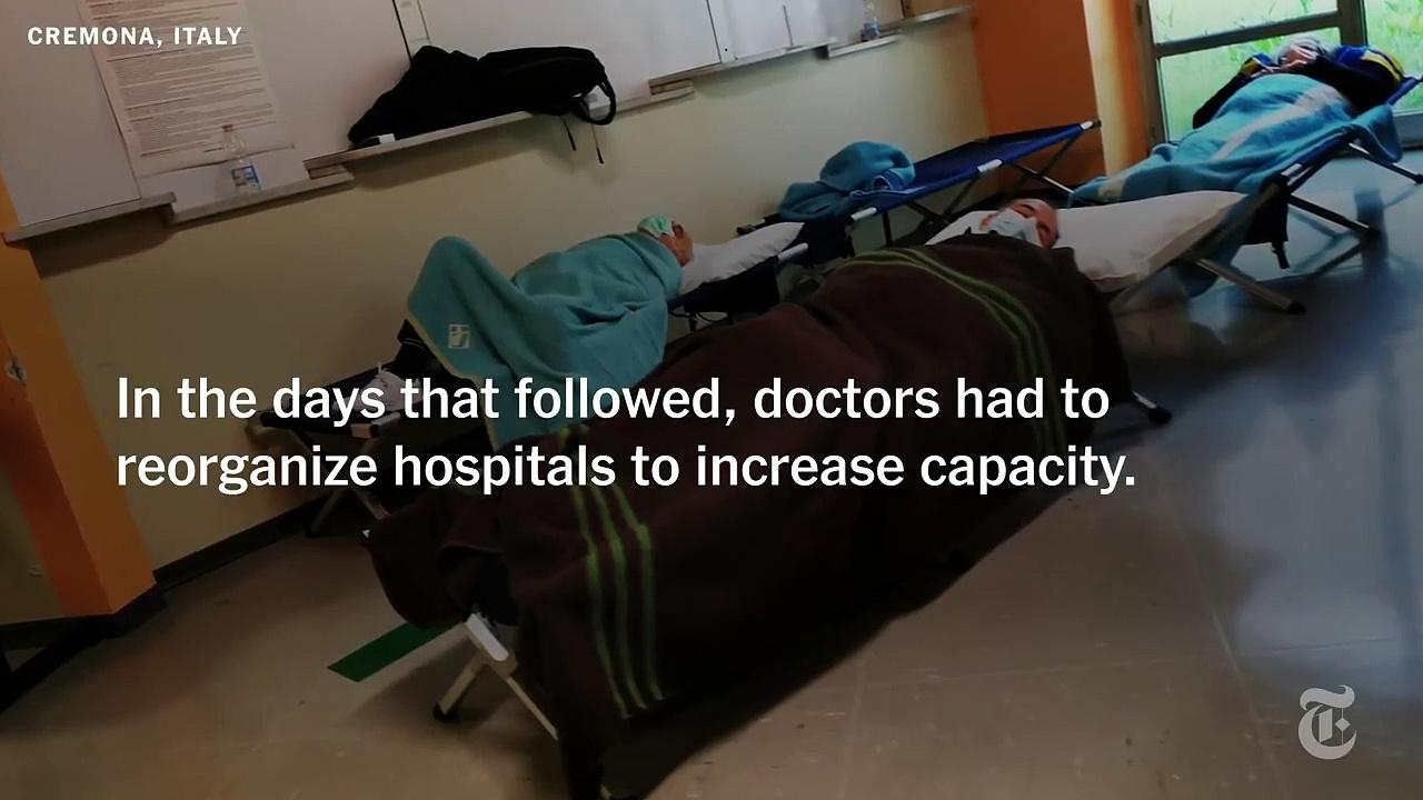 'Brace Yourself'_ Doctors in Italy Share Coronavirus Advice _ NYT News