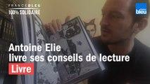 Antoine Elie et les comics