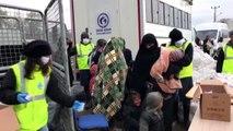 Sığınmacıların sınırda bekleyişi 27. gününde (2)