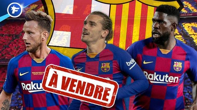 Opération dégraissage obligatoire pour le Barça, une période de mercato inédite